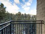 Powderhorn, View from Balcony, Breckenridge Lodging