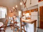 Timbernest Kitchen Breckenridge Lodging