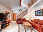Village Townhouse Living Room Frisco Vacation Rentals
