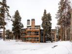 Timbernest Complex in Winter Breckenridge Lodging