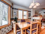Village Townhouse Dining Frisco Vacation Rentals