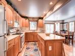 Village Townhouse Kitchen Frisco Vacation Rentals