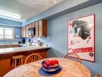 Winterpoint Townhouse Kitchen Breckenridge Lodging
