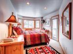 Village Townhouse Master Bedroom Frisco Vacation Rentals