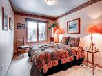Village Townhouse Queen Bedroom Frisco Vacation Rentals