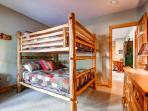 White Wolf Townhome Bunk Room Breckenridge Luxury Lodging