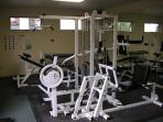 Storm Meadows Club Facility - Weight Room
