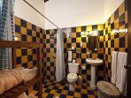 Master Bathroom within Master bedroom