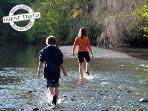 Ausin Creekside Retreat, Cazadero Vacation Rental