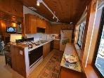 Fairy Circle Cottage, Full Kitchen with Dishwasher