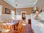 Formal Dining Room - Seats 12