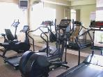 Work Out in the Fitness Center!