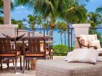 Ocean View Terrace at C301 Sun Splash Villa