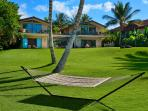 Wailea Sunset Estate - Relax Oceanside Under Palm Trees with Tradewind Breezes!