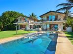 Oceanside Pool and Ocean Front Panoramic View From Wailea Sunset Estate