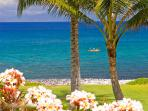 Wailea Sunset Bungalow - Launch a Kayak From Your Own Front Yard!