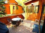Enjoy your deck in the Summertime!