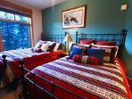 Guest Room Sleeps up to Four