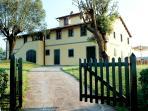 Farm Cottage Holiday in Tuscany - Fattoria Capponi - Krizia