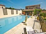 Villa Rental in Languedoc-Roussillon, near Nimes - La Maison du Gard