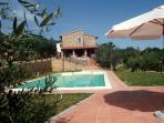 Tuscany Villa with Four Bedrooms all with En Suite Baths - Podere della Fraternita