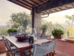 Family-Friendly Villa Rental in Tuscany with Pool - Villa Sella