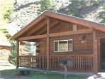 Comfortable and Clean 2 BR Cabin at Three Rivers Resort in Almont (#27)
