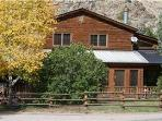 Custom 4 BR Vacation Home Near Taylor River at Three Rivers Resort in Almont (149 House)