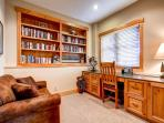 Huron Heights Retreat Den Breckenridge Luxury Home Rentals