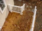 Deck Ground Level