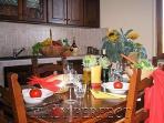 Casa San Vito Eat In Kitchen