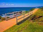 Nearby Beach Path
