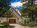Visit Kapalua`s Sacred Hearts Church