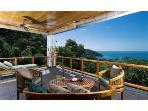 Guest Suites - Each with it\'s own Outdoor Living Room