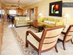 Living Room - Villa 3708