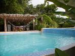 Rancho and pool