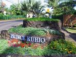 Welcome to Prince Kuhio