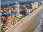 Peck Plaza, the tallest building on the beach!  A Daytona Landmark