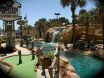 Take the kids to one of several Miniature Golf locations within minutes of the condo