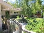 You will think you are in Tuscany with view! Next to downtown Paso