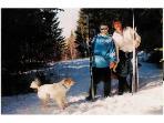 8k of Groomed ski trails