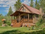 Grandma's Cabin Vacation Home near Yellowstone National Park, Island Park, Idaho