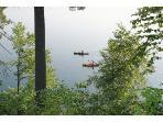 View - Blue Lake