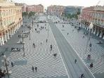 F Place Massena is nearby