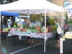 Cortez Farmers Market which features many vendors and live music