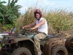 Try ATV'ing in Koloa Town