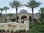 Windsor Hills Resort Clubhouse Entrance