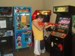 Windsor Hills Resort Arcade Games