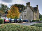Enjoy free parking at Pilrig House - rare for Edinburgh!