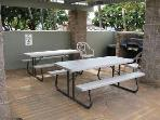 Brand new barbecue furnitures.